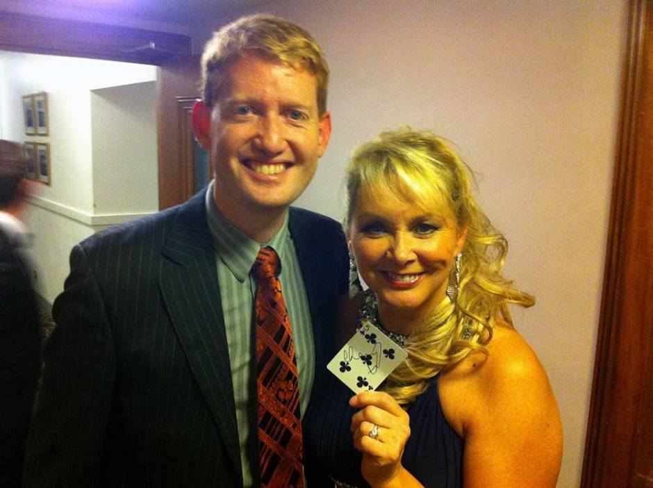 Cheryl Baker and Damian Surr, Gingermagic