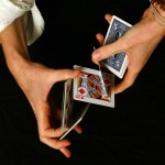 Close Up Magician - Damian Surr - Ginger Magic