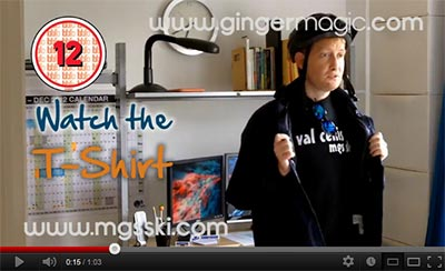 Quick Change - Gingermagic TV