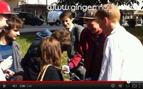 Street Magician - Gingermagic TV
