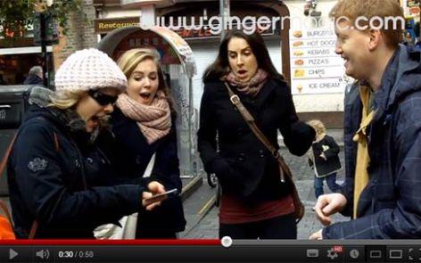 Street Magic - Gingermagic TV