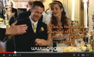Wedding Magician - Impossible Object - GingermagicTV