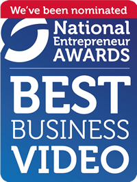 Best Business Video Nomination - Gingermagic