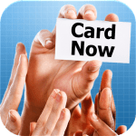 iPhone Magic apps - Card Now