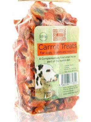 Burns Dried Carrots