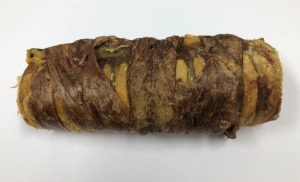 Wrapped Buffalo Trachea
