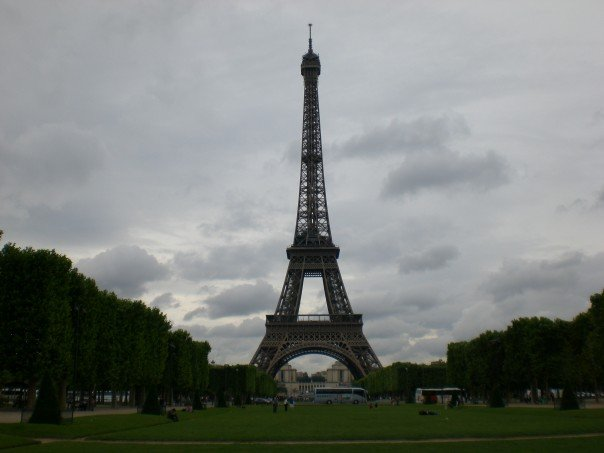 Paris' other iconic landmark, and the most visited paid tourist site in the world.