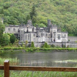 Irish Castles: Kylemore Abbey Castle & Gardens