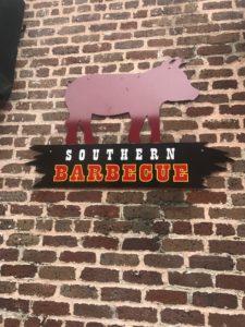 Cumberland Street Smokehouse Charleston South Carolina