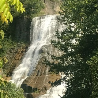 Chasing the Finger Lakes Waterfalls in New York State
