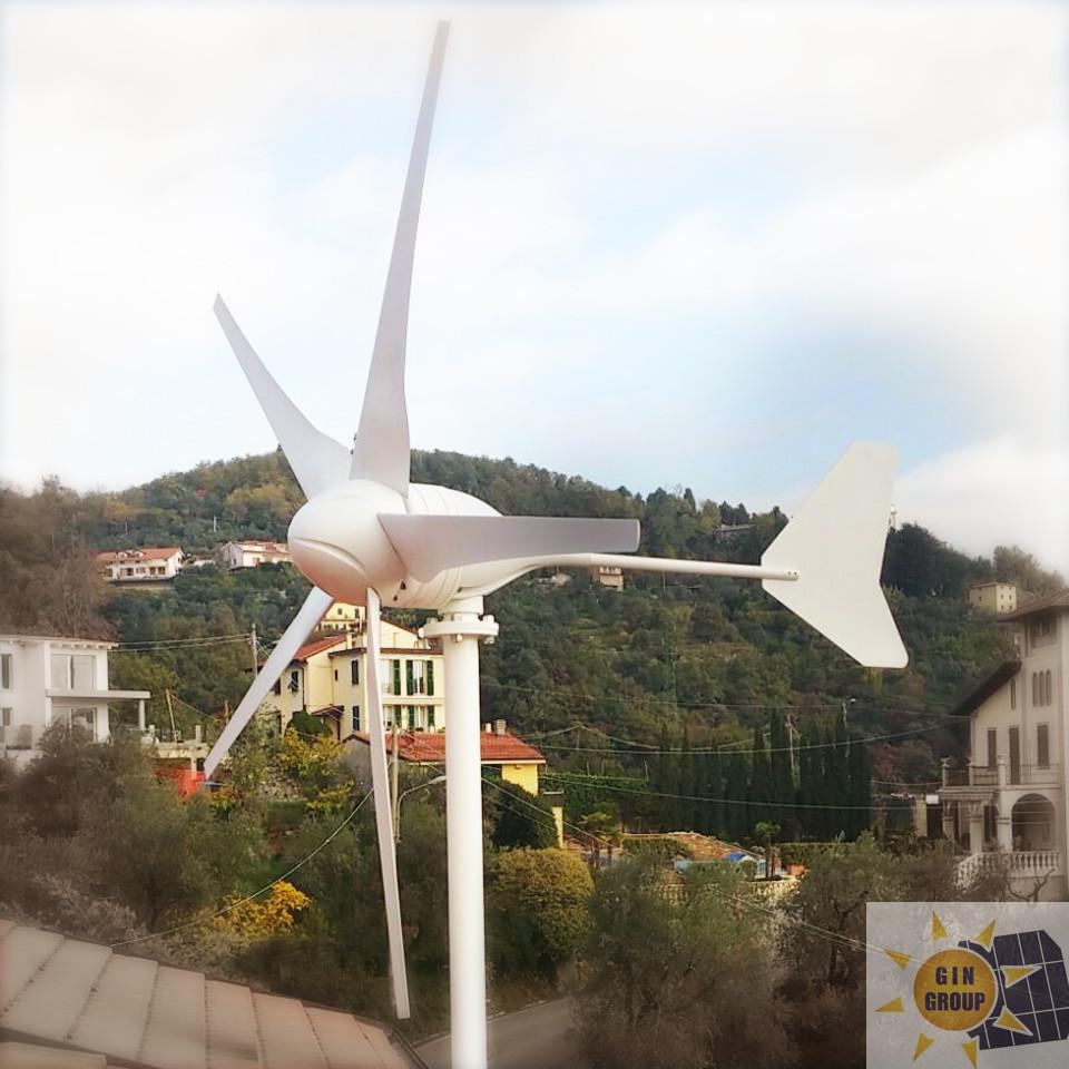 Micro eolico domestico Anemos 3 Kw