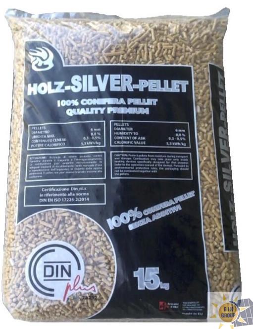 HOLZ SILVER PELLET Conifera