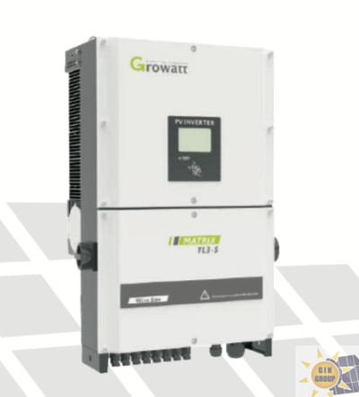 Growatt 30000TL3-S |33000TL3-S 40000TL3-NS