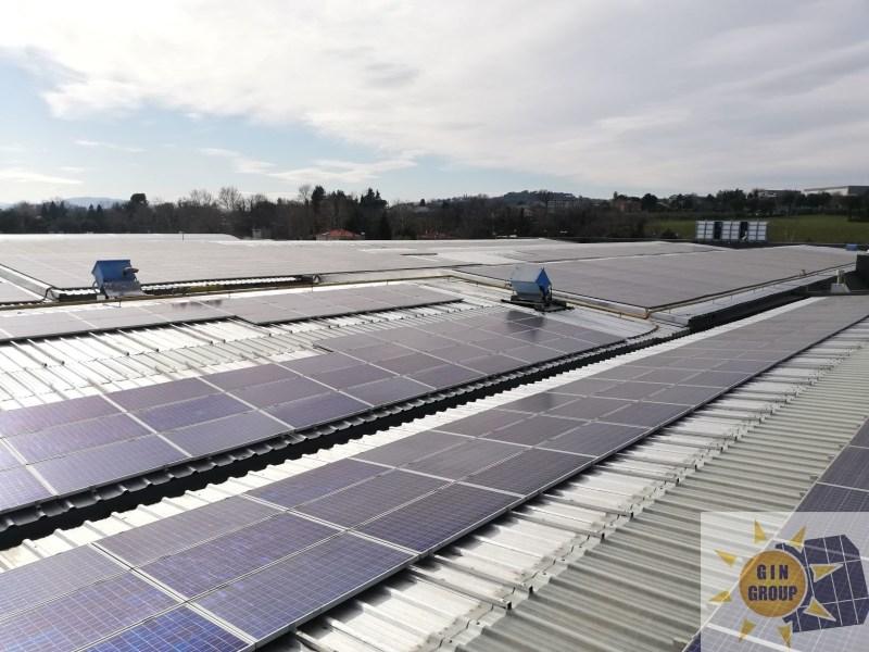 Impianto fotovoltaico da 730 Kw