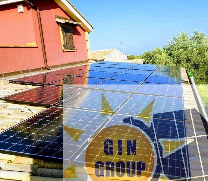 Impianto fotovoltaico da 7,5 Kw