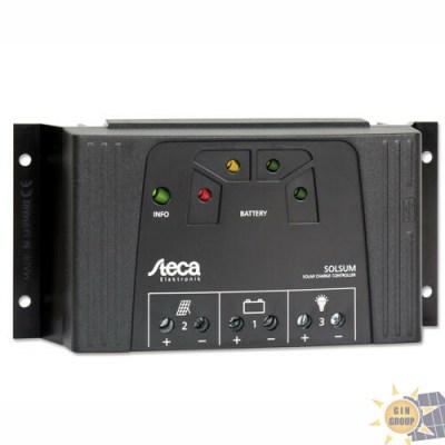 Solar Charge Controller Steca Solsum 2525