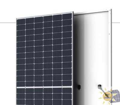Trina Solar TSM-xxxDE17M(II) 144 LAYOUT TALLMAX M