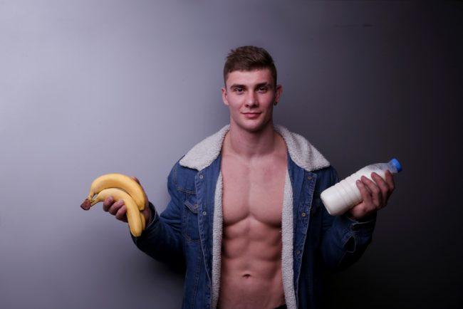 筋トレでバナナかプロテインか迷っている人へ【驚くべき5つの効果】