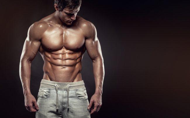 大胸筋下部をダンベルで鍛える方法