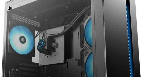 Boitier New Ark 90 de Deepcool