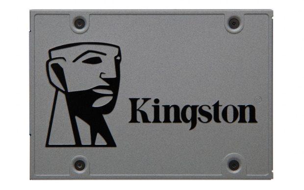 SSD UV500 de Kingston