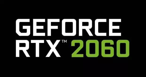 GeForce RTX 2060 de Nvidia