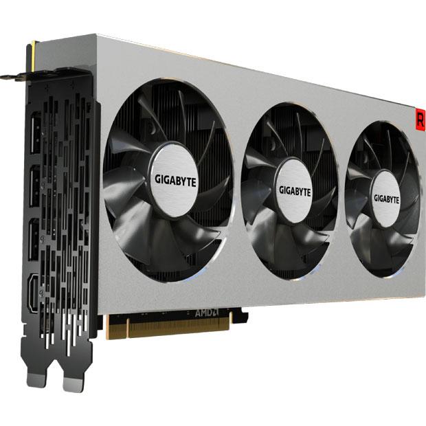Radeon VII HBM2 16G de Gigabyte