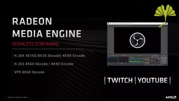 Radeon RX 5700 et Radeon RX 5700 XT