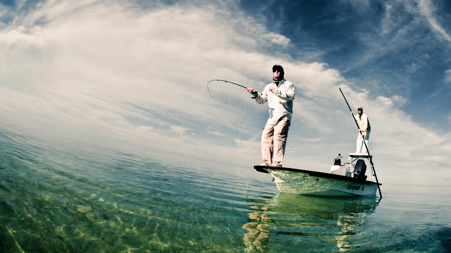 Trout Wallpaper Iphone The Virtues Of A Sidearm Cast In Saltwater Fly Fishing