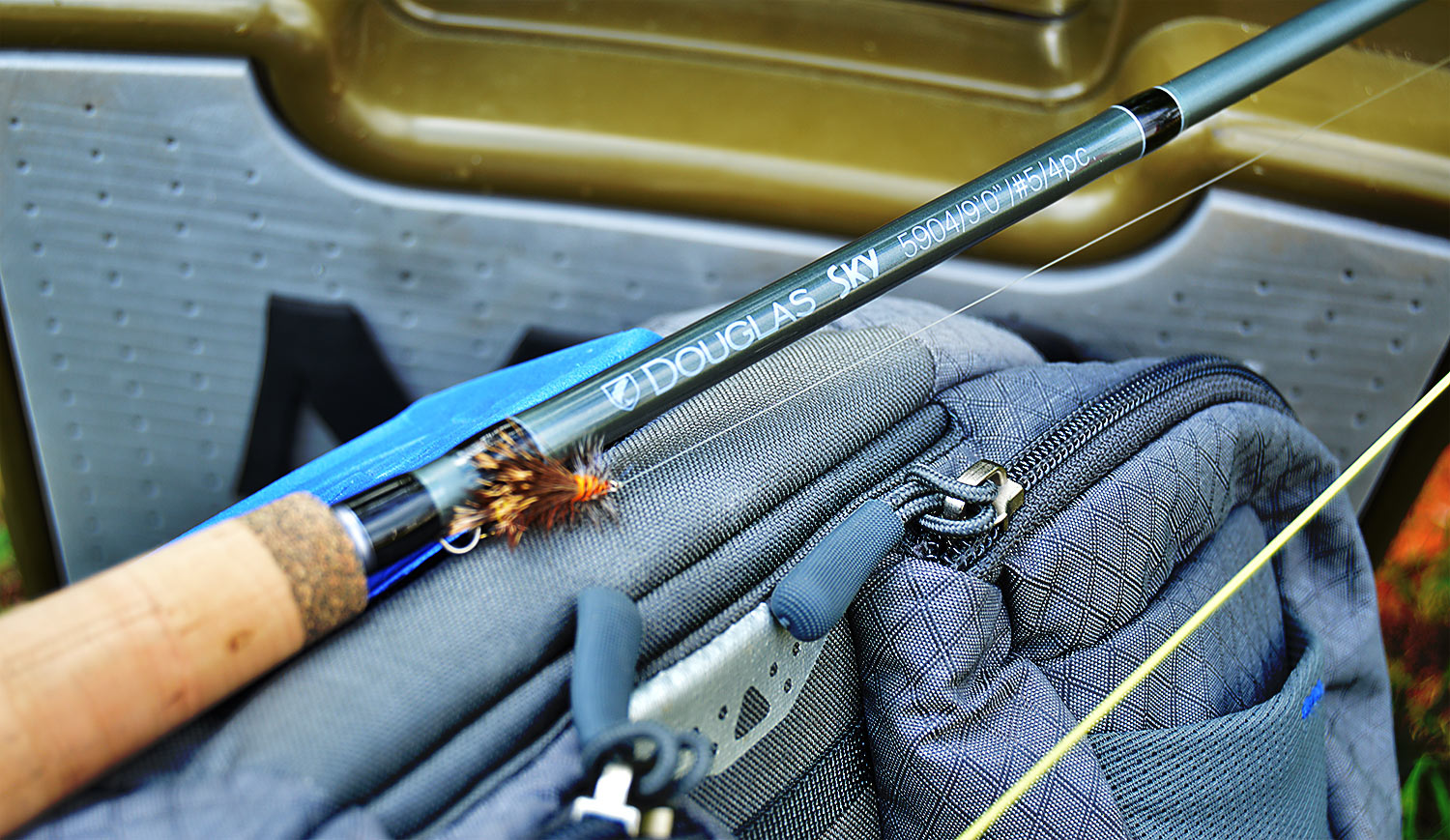 Trout Wallpaper Iphone The Douglas Sky Fly Rod Review Fly Fishing Gink And