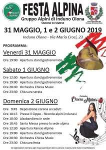 Festa degli Alpini 2019