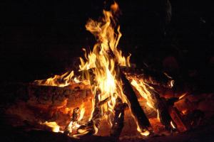 Irons in the Fire, on the Hilltown Families Blog
