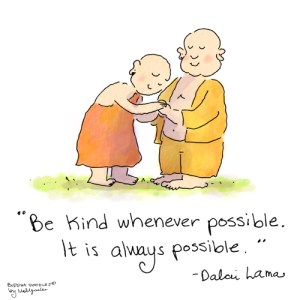Buddha Doodles by Mollycules http://buddhadoodles.tumblr.com/