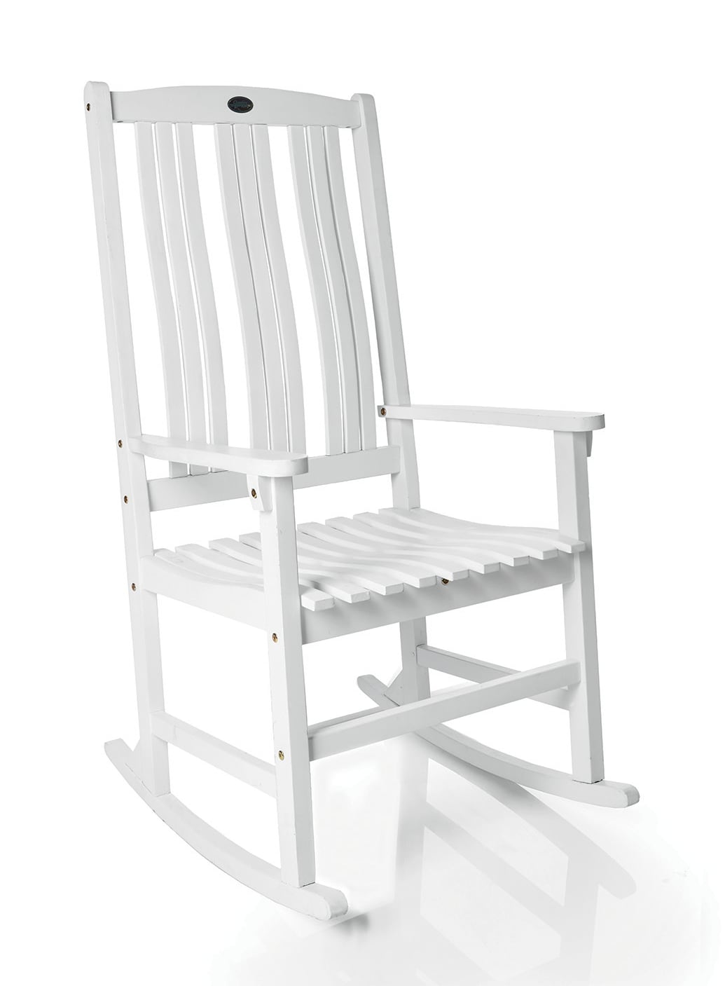 white wood rocking chair kids backpack solid ginny s