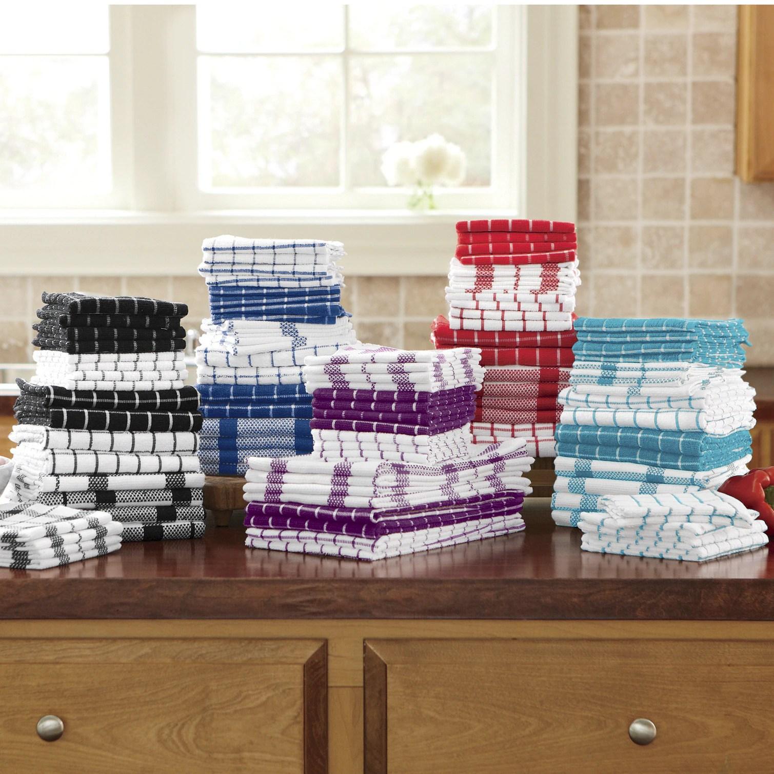 20Piece Kitchen Towel Set  Ginnys