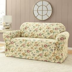 Christmas Chair Covers Ireland Swing Debenhams Slipcovers Furniture Protectors Ginny S Chantilly Floral Slipcover