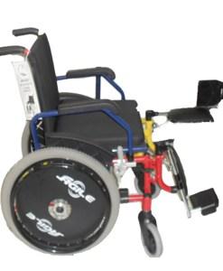 Cadeira de Rodas Ágile Infantil com Elevação das Pernas