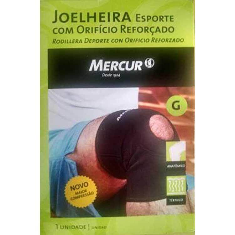 f9b740bac Joelheira Esporte com Orifício Reforçado - Gino Material Médico ...