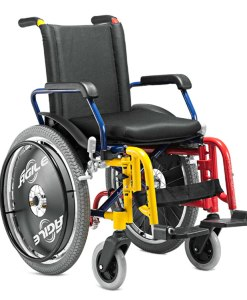 Cadeira de rodas Ágile Infantil - Ortopedia Jaguaribe