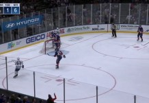 """8b4b51f01 Islanders fans chant """"It s your bedtime"""" and """"Where s your jammies """" at  John Tavares · video"""