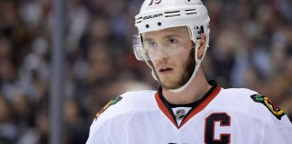 Jonathan Toews speaks out about George Floyd riots