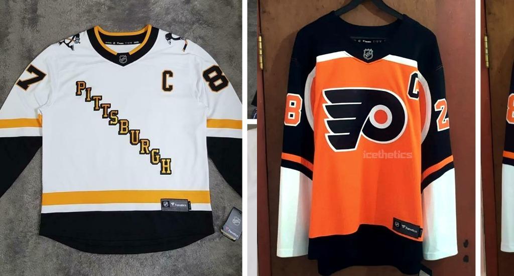 mecánico Lugar de la noche explosión  NHL Fourth Jerseys: See the Adidas Reverse Retro teasers for all 31 NHL  Teams - Gino Hard