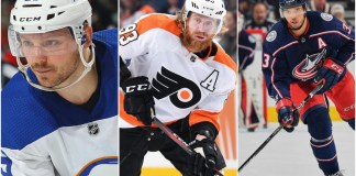 Sam Reinhart, Jake Voracek and Seth Jones traded