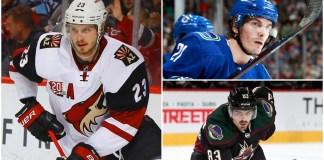 Ekman Larsson traded to Canucks