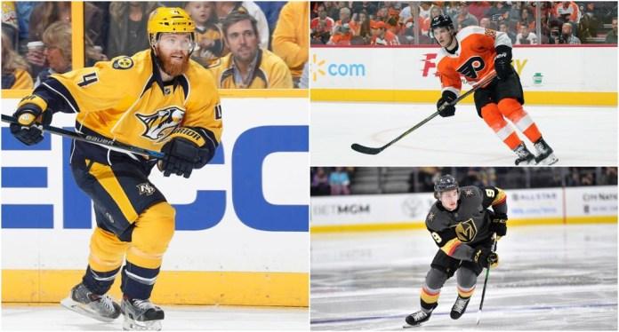 Flyers acquire Ryan Ellis from Nashville in blockbuster three-team NHL trade