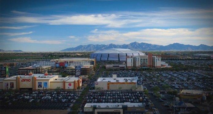 Gila River Arena in Arizona