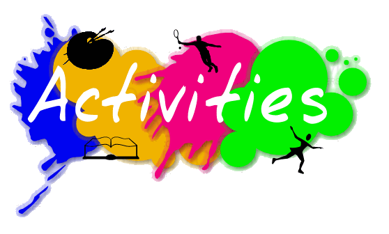 Activity Websites