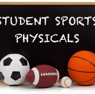 Sport Physicals Monday, May 8
