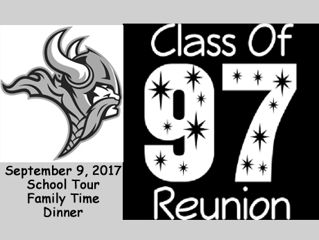 Class of 1997 Reunion Planned