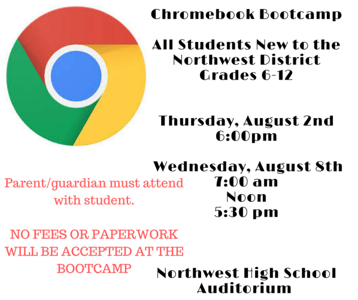 Chromebook Bootcamp